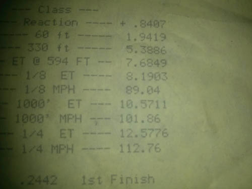 Pontiac Grand Prix Timeslip Scan
